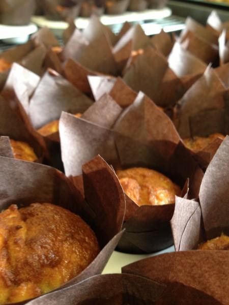 Muffin pomme ( pause d'acceuil et petit déjeuner )