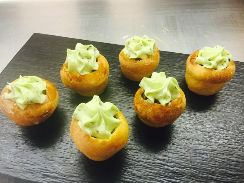 Briochette escargots de Bourgogne